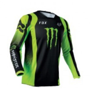 Jersey FOX 180 Monster czarny