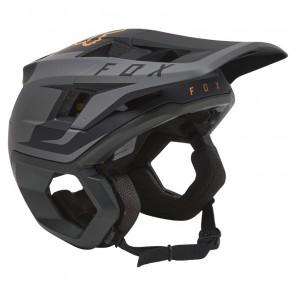 Kask FOX Dropframe Pro Sideswipe S Black/Gold