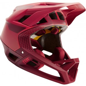 Fox Kask Proframe Quo Bright Red