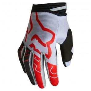 Rękawiczki FOX Junior 180 Skew steel grey
