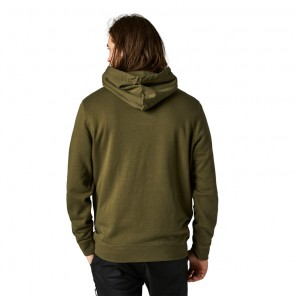 Bluza z kapturem FOX Locker zielony