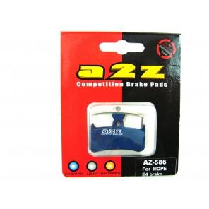 Klocki hamulcowe a2z Blue AZ-586 Hope E4 brake