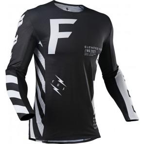 Fox Jersey Flexair Rigz Black