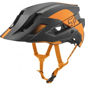 Kask Rowerowy Fox Flux Mips Conduit Atomic Orange L/xl
