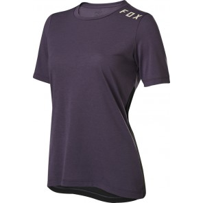 FOX Koszulka Rowerowa  Lady Ranger Dr Dark Purple