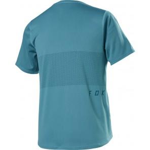 Koszulka Rowerowa Fox Junior Ranger Aqua