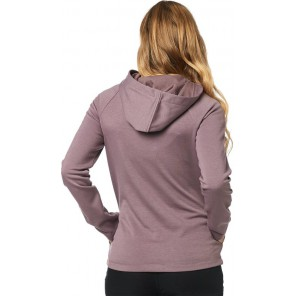 Bluza Fox Lady Z Kapturem Real Thing Purple