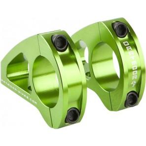 Wspornik kierownicy Rage v.1 45mm / 31,8mm, zielony anodowany