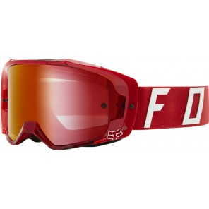 Gogle FOX Vue Psycosis Red (szyba spark red)