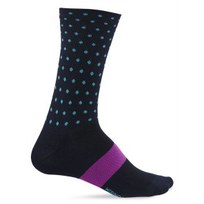 Skarpety GIRO SEASONAL MERINO WOOL midnight blue glacier berry roz. L (43-45) (NEW)