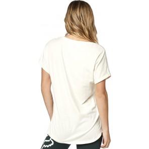 T-shirt Fox Lady Responded Bone