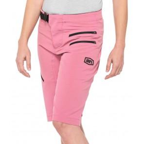 Szorty damskie 100% AIRMATIC Women's Shorts mauve