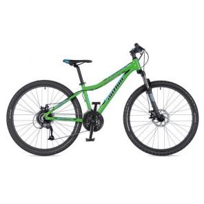 """A-MATRIX 26 DISC 13,5"""" zielono/czarny, rower AUTHOR'19"""