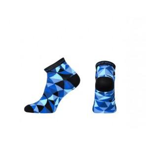 Skarpetki ACCENT Mosaic niebieski