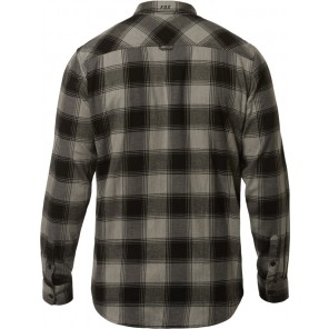Koszula Fox Longview Ltwt Flannel Heather Graphite L