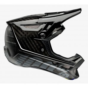 Kask full face 100% AIRCRAFT CARBON MIPS Helmet Raw 2