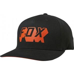 Czapka Z Daszkiem Fox Bnkz Se Flexfit Black L/xl