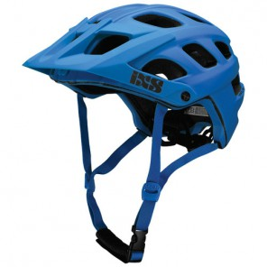 IXS Trail RS Evo Fluo Blue kask-M-L