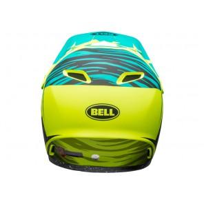Bell 2018 Transfer-9 kask matte retina sear emerald revolution