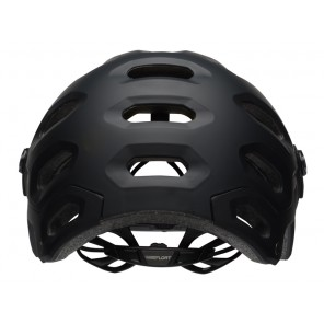 Bell 2018 Super 3 kask matte black cherry