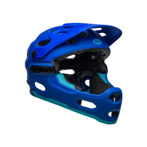 BELL SUPER 3R MIPS matte blues kask