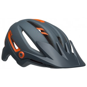 BELL SIXER INTEGRATED MIPS rigeline matte salte orange kask