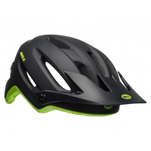 BELL 4FORTY INTEGRATED MIPS cliffhanger matte gloss black green kask