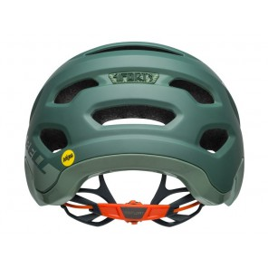 BELL 4FORTY INTEGRATED MIPS cliffhanger matte gloss greens kask
