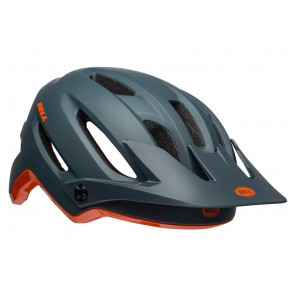 BELL 4FORTY INTEGRATED MIPS cliffhanger matte gloss slate orange kask
