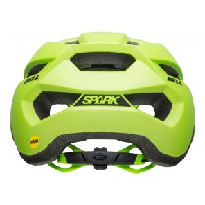 BELL SPARK INTEGRATED MIPS matte bright green black