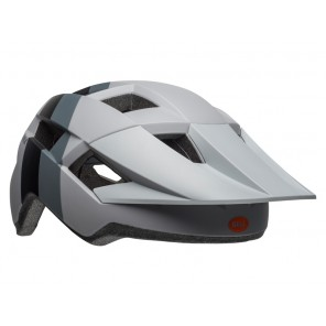 BELL SPARK downdraft matte gray orange kask