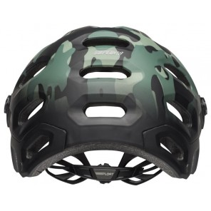 BELL SUPER 3 oak matte black greens kask