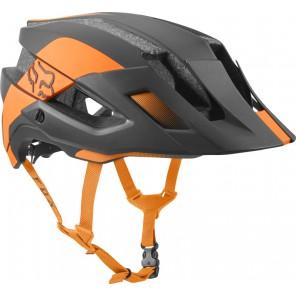 Kask Rowerowy Fox Flux Mips Conduit Atomic Orange S/m