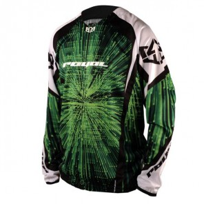 Royal Blast 2011 DH jersey-zielony-M
