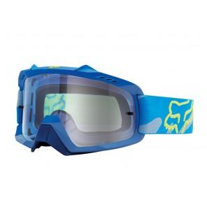 Fox 2016 Airspc Camo Snow Blue Clear gogle