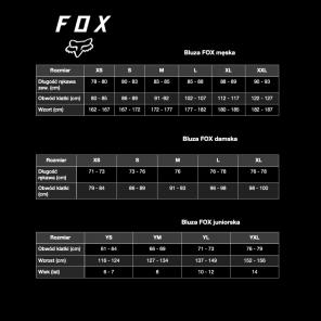 Bluza z kapturem FOX Legacy Foxhead szary