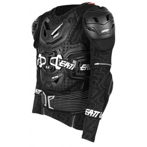 Leatt Body Protector 5.5 Black zbroja-XXL