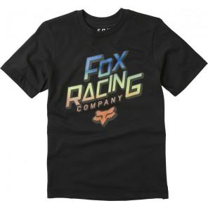 T-shirt Fox Junior Cruiser Black