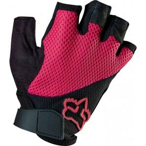 Fox 2016 Lady Reflex Gel Short rękawiczki krótkie-różowy-L