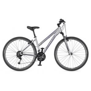 """INTEGRA 29 17"""" srebrno(mat)/srebrny(mat), rower AUTHOR'19"""