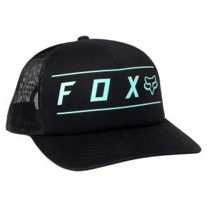 Czapka z daszkiem FOX Lady Pinnacle Trucker OS czarny