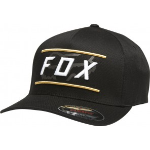 Czapka Z Daszkiem Fox Determined Flexfit Black S/m