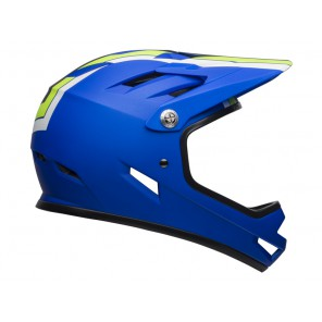 KASK BELL SANCTION agility matte blue green-S