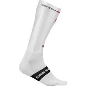 Skarperki kolarskie Fast Feet, białe