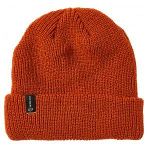 Czapka zimowa FOX Machinist OS burnt orange