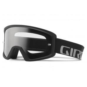 Gogle GIRO BLOK black grey (Szyba kolorowa GREY COBALT 10% S3 + Szyba Przeźroczysta 99% S0) mocowanie pod zrywki +10 zrywek (NEW)