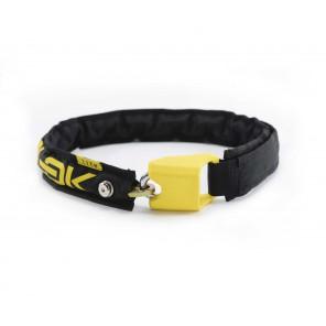 Hiplok Zabezpieczenie LITE 6mm Czarno-żółte  [c]