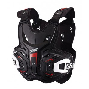 Leatt Chest Protector 2.5 Black zbroja