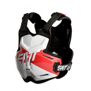 Leatt Chest Protector 2.5 ROX White/Red zbroja