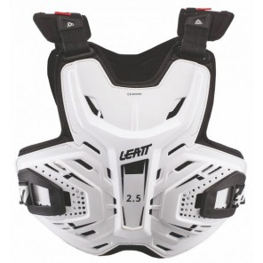 Leatt Chest Protector 2.5 White zbroja